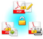 Lock Unlock PDF Files
